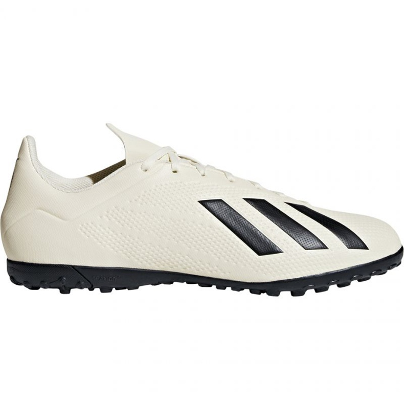 Adidas X Tango 18.4 Tf M DB2478 futballcipő fehér fehér