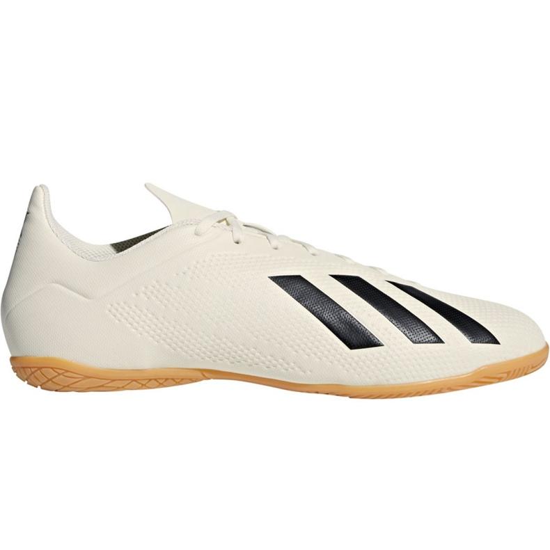 Beltéri cipő adidas X Tango 18.4 az M DB2485-ben fehér fehér