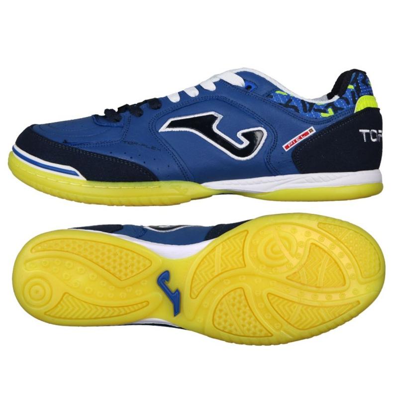 Beltéri cipő Joma Top Flex 804 In M J10012001.804.IN kék kék