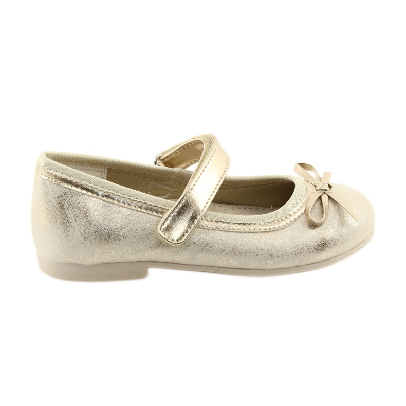Balerina cipő American Club GC18 íjjal