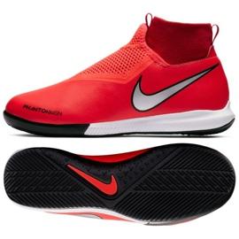 Beltéri cipő Nike Phantom Vsn Academy Df Ic Jr AO3290-600 piros piros