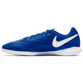 Beltéri cipő Nike Tiempo Lunar LegendX 7 Pro 10R Ic M AQ2211-410 kék kék