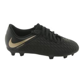 Nike Hypervenom Phantom 3Club FG Jr AJ4146-090 futballcipő fekete