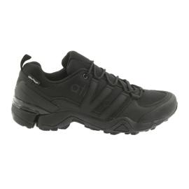 Atletico 8008 fekete sportcipő