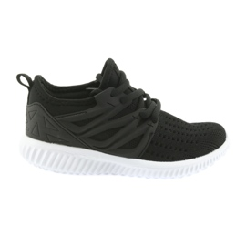 Bartek bőrbetét 58114 Fekete sportcipő