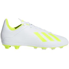 Sportcipő Adidas X17.4 FXG Gyerek Stoplis Cipő sárga