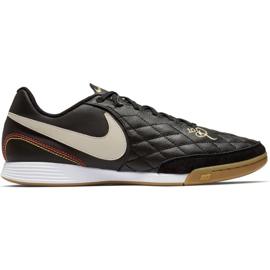 Beltéri cipő Nike Tiempo Legend X 7 Academy 10R Ic M AQ2217-027 fekete fekete