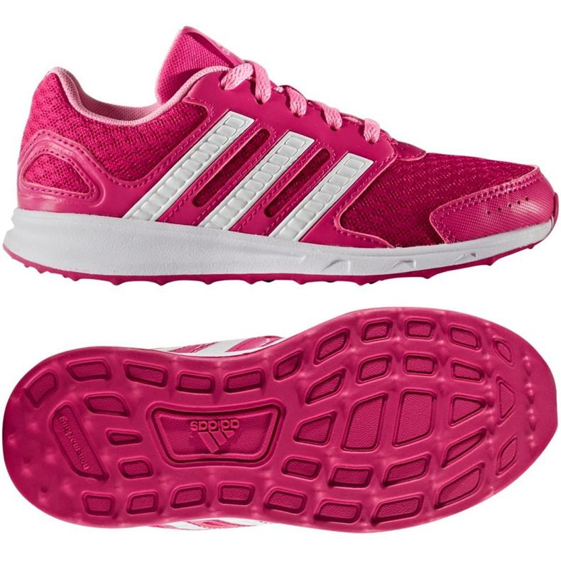 Adidas Jr BB3301 cipő rózsaszín