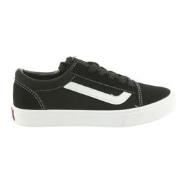 AlaVans Atletico 18081 kötött cipők, fekete