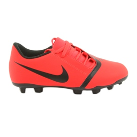 Nike Phantom Venom Club Fg Jr AO0396-600 foci cipő piros