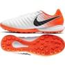 Labdarúgás cipő Nike Lunar LegendX 7 Pro Tf M AH7249-118 fehér, narancs fehér