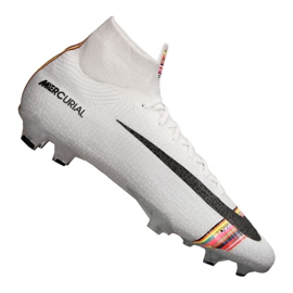 Labdarúgás cipő Nike Superfly 6 Elite Fg M AJ3547-009 fehér fehér