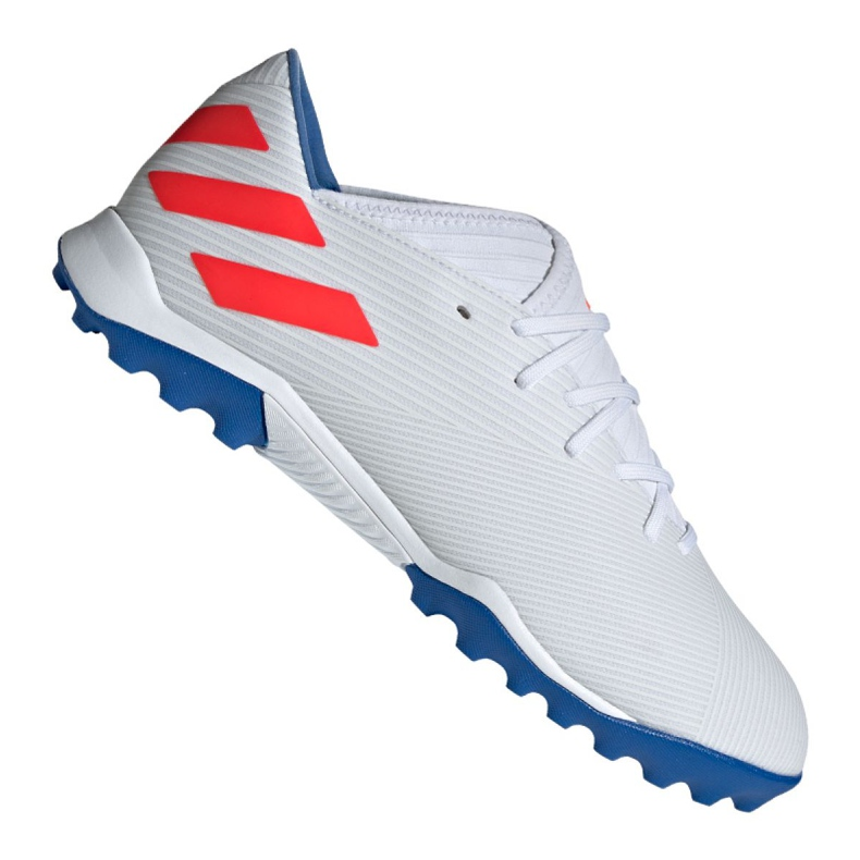 Adidas Nemeziz Messi futballcipő 19.3 Tf M F34430 fehér fehér