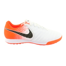 Labdarúgás cipő Nike Tiempo LegendX 7 Academy Tf M AH7243-118 fehér