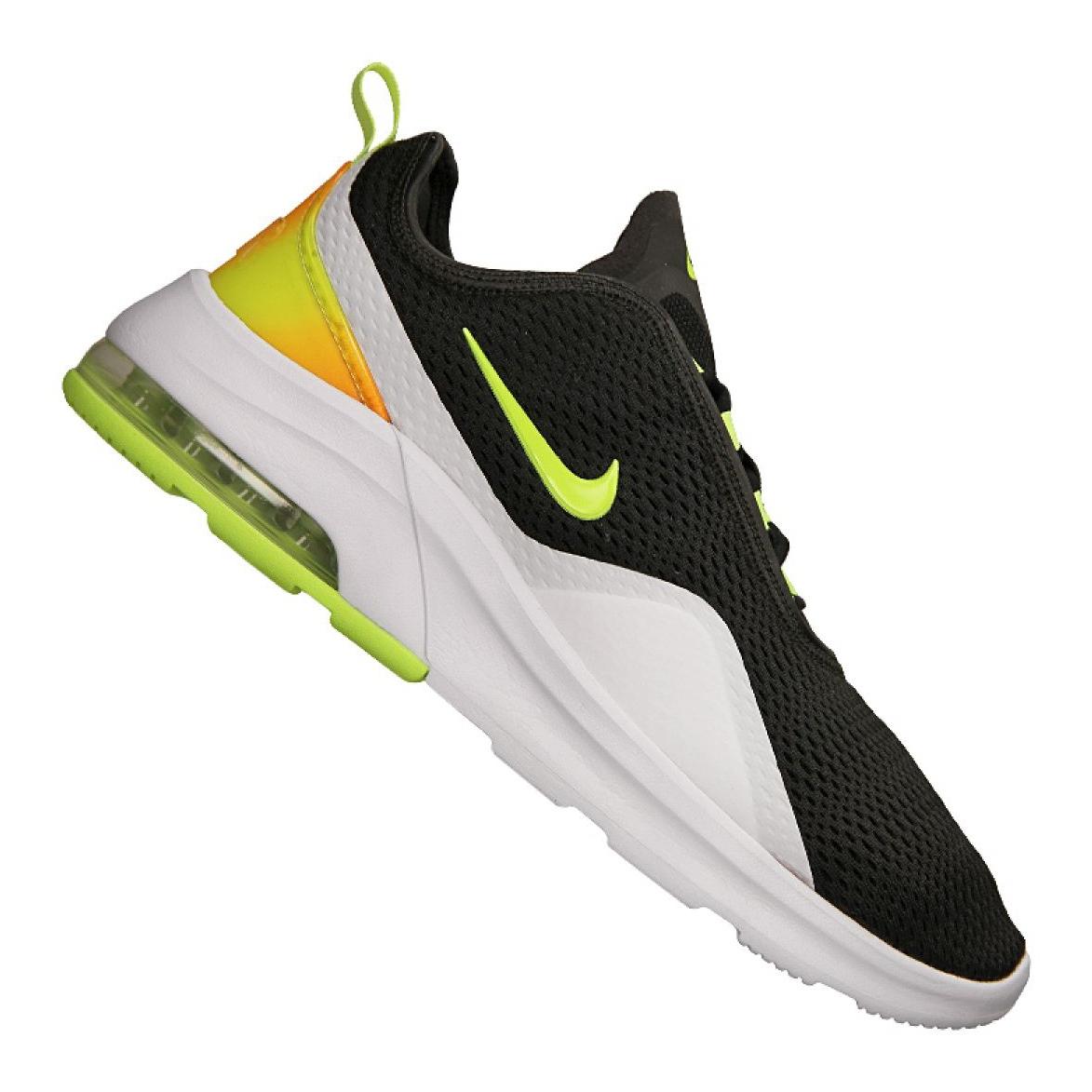 Nike Air Max Motion 2 M AO0266 007 cipő fekete