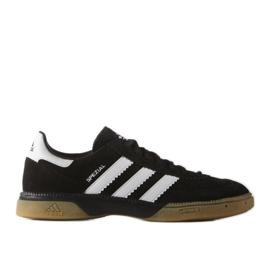 Adidas Kézilabda Spezial M M18209 kézilabda cipő fekete fekete