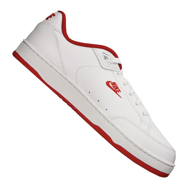 Nike Classic Cortez Női Életmód cipő Piros Fehér Royal Nike