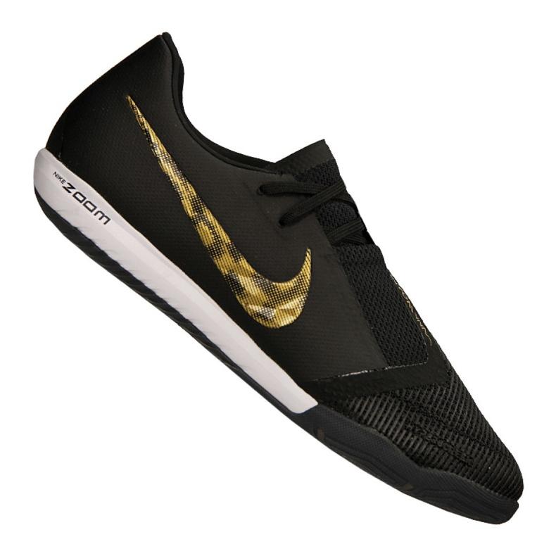 Beltéri cipő Nike Zoom Phantom Vnm Pro Ic M BQ7496-077 fekete sokszínű