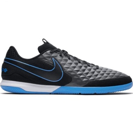 Beltéri cipő Nike Tiempo Legend 8 Academy Ic M AT6099-004 fekete fekete
