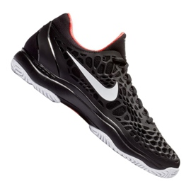 Teniszcipő Nike Air Zoom Cage 3 M 918193-026 fekete