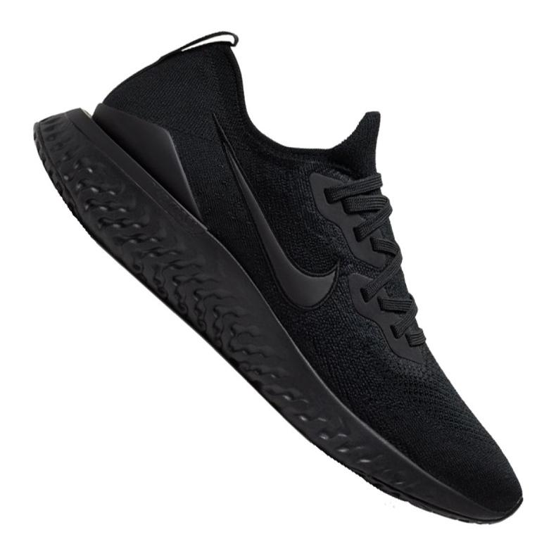 Futócipő Nike Epic React Flyknit 2 M BQ8928-011 fekete