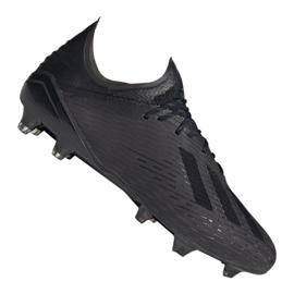 Foci cipő adidas X 19.1 Fg M F35314 fekete fekete
