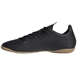 Beltéri cipő adidas X 19.4 M F35339-ben fekete fekete