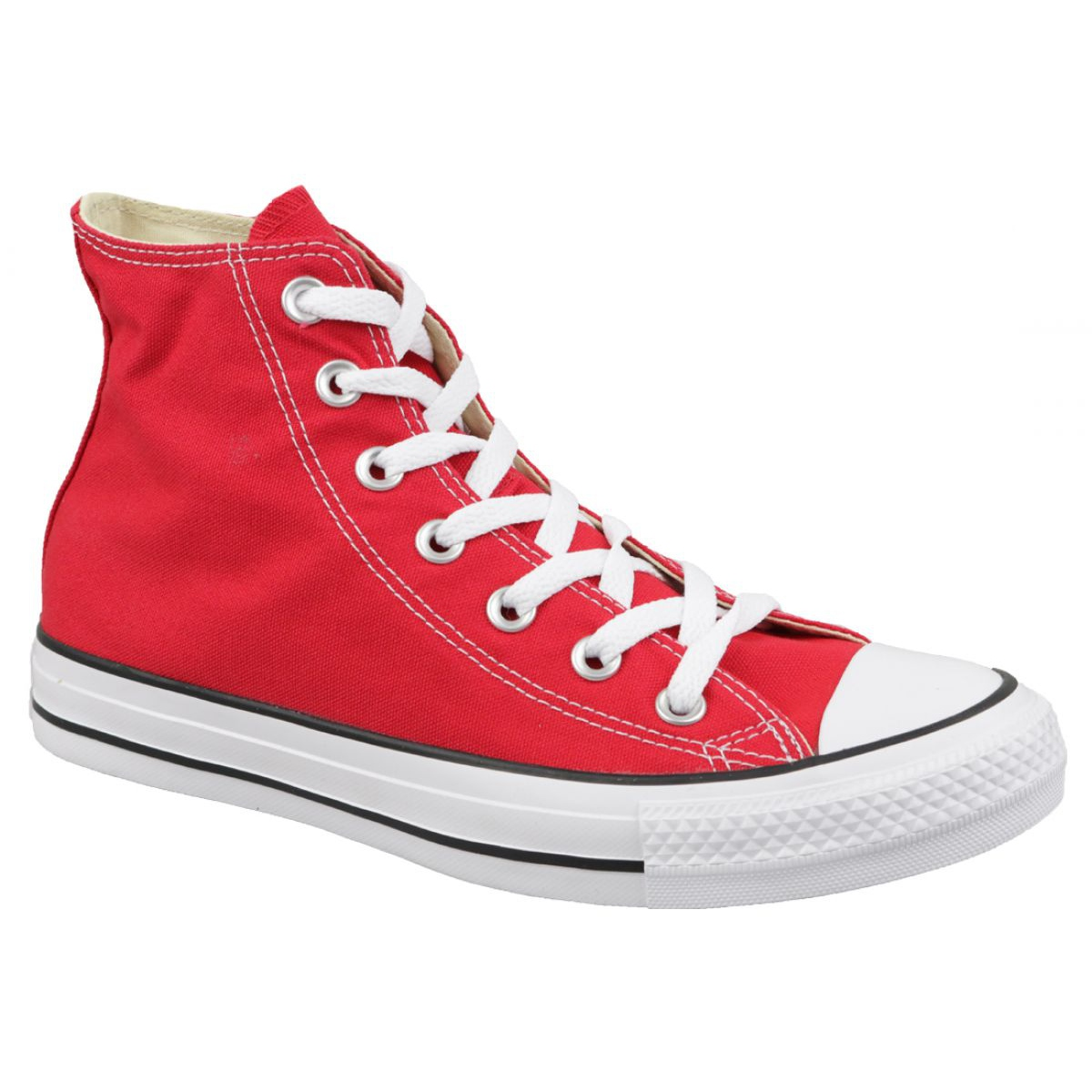 Converse Női Chuck Taylor® All Star® Hi Kék Piros Tornacipők