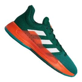Kosárlabda cipő adidas Pro Bounce Madness Low 2019 M BB9226 zöld zöld