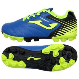 Futballcipő Joma Toledo 904 Fg Jr. TOLJW.904.24 kék kék
