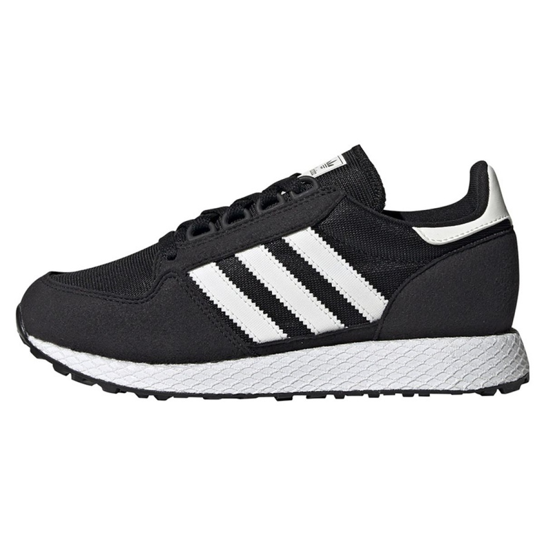 Adidas Originals Forest Grove Jr EE6557 cipő fekete