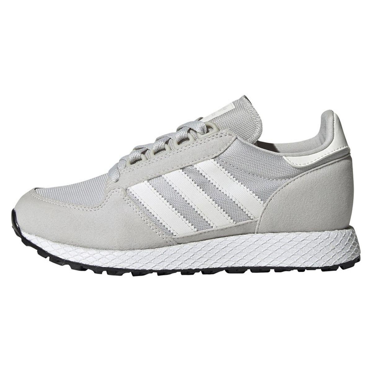 Adidas Originals Forest Grove Jr EE6565 cipő szürke