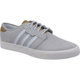 Adidas Seeley M DB3144 cipő szürke ButyModne.pl