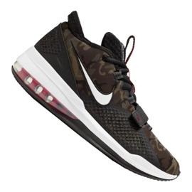 Nike Sf Air Force 1 Se Premium Női Életmód cipő Fekete