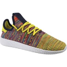 Sokszínű Az Adidas Originals Pharrell Williams teniszcipője a BY2673-ban