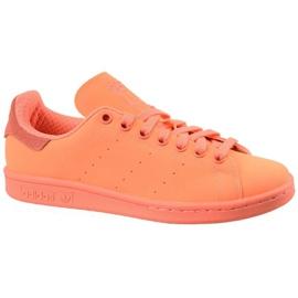 Narancs Adidas Stan Smith Adicolor cipő az S80251-ben