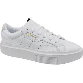 Fehér Adidas Sleek Super W EF8858 cipő