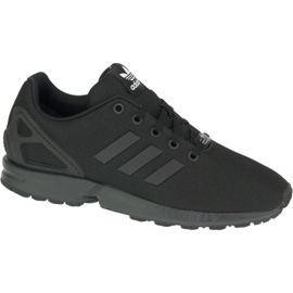 Fekete Adidas Zx Flux W S82695 cipő