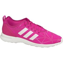Rózsaszín Adidas Zx Flux Adv sima W cipő S79502
