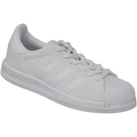 Fehér Adidas Superstar ugráló cipő a BY1589 által