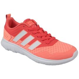 adidas rózsaszín cloudfoam cipő