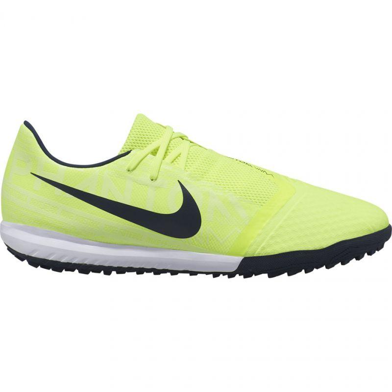 Futballcipő Nike Phantom Venom Academy Tf Jr AO0571 717 zöld