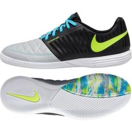 Beltéri cipő Nike Lunargato Ii Ic M 580456-070 kék fekete