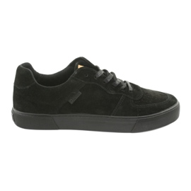 Fekete Big Star cipők 174362