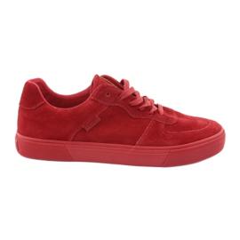 Big Star Red Star nagy cipők 174364 piros