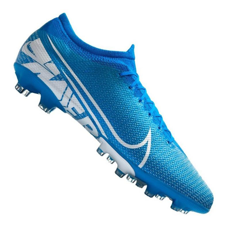 Nike Vapor 13 Pro AG-Pro M AT7900-414 futballcipő kék kék