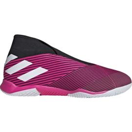 Foci csizma adidas Nemeziz 19.3 in M EF0393 pink rózsaszín rózsaszín