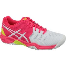 Teniszcipő Asics Gel-Resolution 7 Gs Jr C700Y-116 rózsaszín