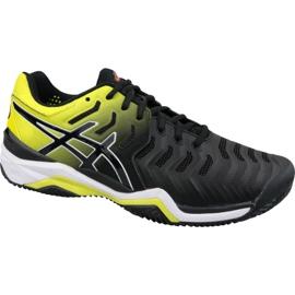Teniszcipő Asics Gel-Resolution 7 Clay M E702Y-003 fekete