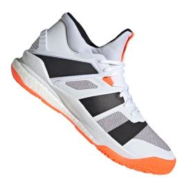 Adidas Stabil X Mid M F33827 cipő fehér fehér